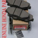 GENUINE HONDA PILOT FRONT BRAKE PAD 03 04 05 06 07 08