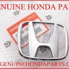 NEW GENUINE HONDA ELEMENT REAR H EMBLEM CHROME 03-08 SC