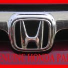 NEW GENUINE HONDA CIVIC FRONT GRILLE H EMBLEM 06-08 2DR