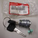 GENUINE HONDA CIVIC DOOR LOCK CYLINDER KEY 96-00 NEW LT