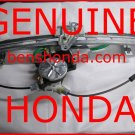 01-05 HONDA CIVIC 4DR POWER LEFT FRONT WINDOW REGULATOR