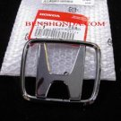 NEW GENUINE HONDA FIT REAR GATE DOOR H EMBLEM 06 07 08