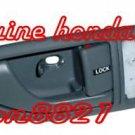 GENUINE HONDA DEL SOL PASSENGER DOOR HANDLE GRAY 93-97