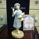 Royal Doulton figurine - HM Queen Elizabeth The Queen Mother