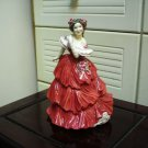 Royal Doulton lady figurine - Joy (Red) HN4054