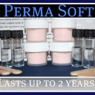 Denture Reliner Kit -- Perma Soft -- Reline Kit for 4 Plates