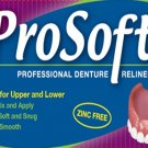 ProSoft Denture Reliner 2 Kits *NEW*