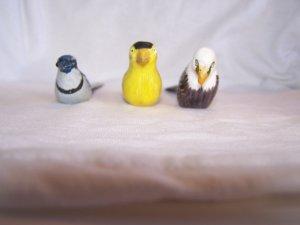 3 Bird Letter Openers