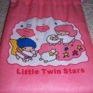 Little Twin Stars Draw String Bag