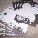 Monotone Panda Mini Memos