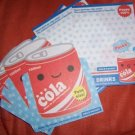 Soda Pop Mini Memos