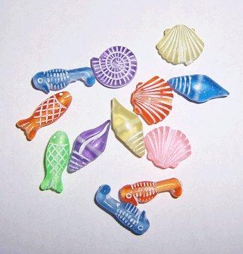 Sealife Beads