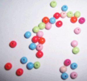 Mini Pastel Beads