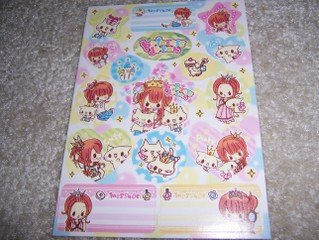 Princess Dreams Sticker Sheet