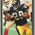 BARRY FOSTER 1993 Bowman Foil #310 - STEELERS