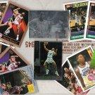 DENNIS RODMAN (12) Card Early 90's Lot w/ Inserts