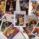 JAMES WORTHY (13) Card 1989 - Early 90's Lot.