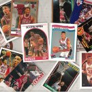 SCOTTIE PIPPEN (13) Card 1989 - Early 90's Lot