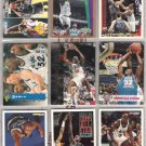SHAQ O'NEAL (9) Cards w/ 1992 Fleer Slam Dunk RC+++