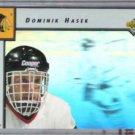 DOMINIK HASEK 1992 UD Euro Rookie Hologram Insert Sharp
