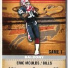 ERIC MOULDS 2003 Fleer Authentic #'d Insert 051 / 250