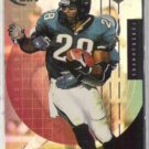 FRED TAYLOR 1999 Edge Fury Forerunners Insert #F8.  JAGS