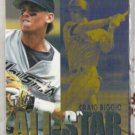CRAIG BIGGIO 1995 Ultra All Star Insert #3 of 20.  ASTROS