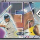 MIKE PIAZZA 2000 Fleer 10 / 4 Insert #3 of 10TF.  METS