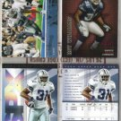 (4)  ROY WILLIAMS Premium Cards w/ 2003 Playoff Hogg Heaven+++