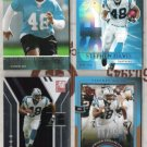 (4)  STEPHEN DAVIS Premium Cards w/ 2004 Donruss Elite+++