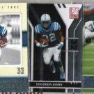 (5)  EDGERRIN JAMES Premium Cards w/ 2000 Topps Heritage++++
