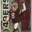 STEVE YOUNG  2000 Topps Finast #34.  49ers