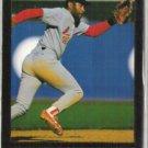 OZZIE SMITH 1992 Leaf Black Gold Insert #400.  CARDS