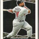 KIRBY PUCKETT 1993 Topps Black Gold Insert #40.  TWINS