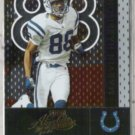 MARVIN HARRISON 2002 Playoff Absolute #92.  COLTS