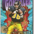 TONY GONZALEZ 1997 Skybox Impact Rookie #223.  CHIEFS