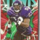 RAY LEWIS 1997 Skybox Impact #2.  RAVENS