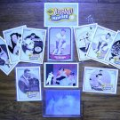 TED WILLIAMS Heroes w/ HOLOGRAM + 1988 Pacific 12-cards
