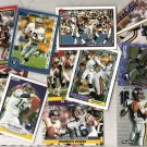 RICH GANNON (12) Cards w/ early 90's + 1999 + 00 Sharp
