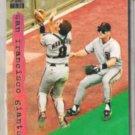 SF GIANTS 1994 SC Super Team Card Insert #14 of 28