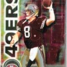 STEVE YOUNG 2000 Topps Finest #34. 49ers