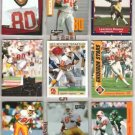 (9) LAWRENCE DAWSEY Cards w/ 1992 Ultra Award Insert++