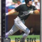 WADE BOGGS 1998 Upper Deck #725.  RAYS