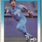 GEORGE BRETT 1987 Fleer #366.  ROYALS