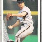 JEFF BRANTLEY 1990 Leaf #357.  GIANTS