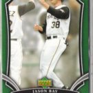 JASON BAY 2007 UD Holiday Inn #54 of 60.  PIRATES