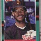 ROBERTO ALOMAR 1988 Donruss The Rookies #35.  PADRES