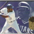 JOE CARTER 1994 Ultra Award Winner Insert #1 of 5.  INDIANS