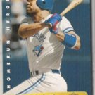 JOE CARTER 1994 UD Home Run Heroes Insert #HR7.  JAYS