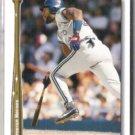 JOE CARTER 1992 UD Home Run Heroes Insert #HR6.  JAYS